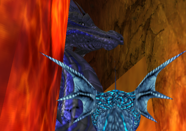 I SEE YOU BACK THERE HATCHLING!, Xanthia...... OH YEAH BUT U CANT GET ME!....,Agua